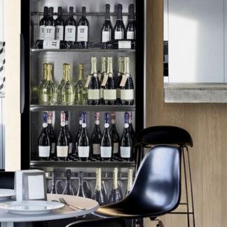 Cave à vin de luxe